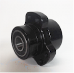 Front stepped wheel hub - Product Image