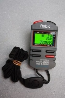 Robic Stop Watch - Product Image