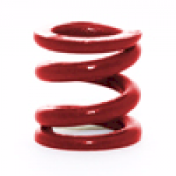 SPRINGS, BULLY, RED - Product Image
