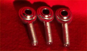 STEERING, TIE ROD END, 3/8 R - Product Image