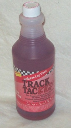 Track Tac BTGP Red,  Qt - Product Image