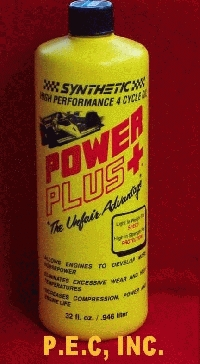 OIL, POWER PLUS, QT - Product Image