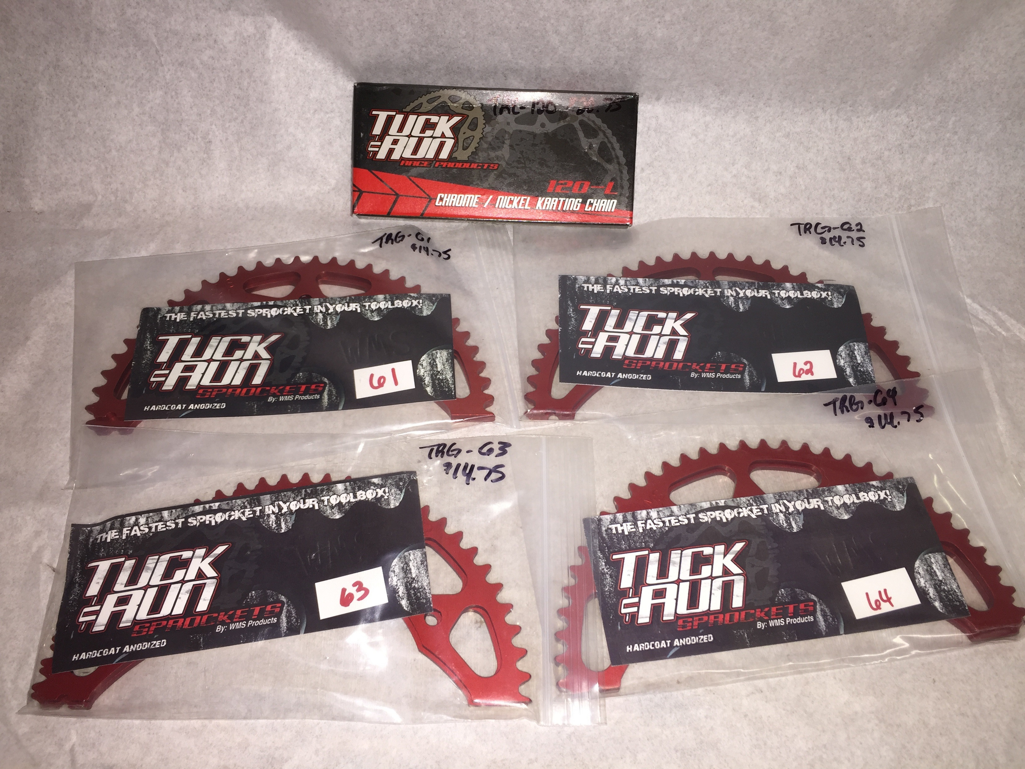 Axle Gear Kit - Product Image