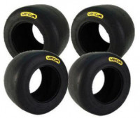 Yellow label Vega tires - Product Image
